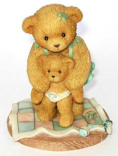 Heidi´s Cherished Teddies Galerie: FRANCES - Friday's Child Is Loving and Giving (789720)