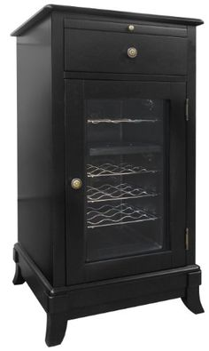Vinotemp 18 Bottle Wine Cooler and Cellar -- Want additional info? Click on the image.
