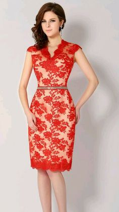 Dear friends, Would you like Sheath/Column V-Neck Lace and Satin ROM dress? more designs:www.Dolce2Dolce.com Good night and sweet dream! Dolce2Dolce Wedding