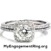 Do you like this engagement ring - My Engagement Ring