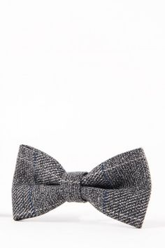 Complete your look with the men's accessories from Marc Darcy. Our range includes ties and bow ties in tweed and velvet styles. Luxury Ties, Velvet Fashion, Tweed, Bows, Grey, Check, Gifts, Accessories, Style