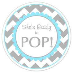 Ready to Pop Printable Labels Free | baby shower ideas | Pinterest