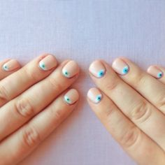 Eye Nail art! #nailart #nails #beauty