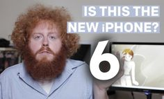 Funny guy from Second City does a parody of the upcoming Apple's iPhone 6 smartphone. Apple Iphone 6, New Iphone 6, Iphone 6 Cases, Iphone 6 Plus Case, Make My Day, Electronic Deals, Most Popular Videos, Campus 2
