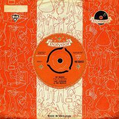 Tony Sheridan & The Beatles - My Bonnie/Saints Beatles Album Covers, Beatles Albums, The Beatles, Rare Records, Vinyl Records, Beatles Singles, Yellow Submarine, Cover Art, Symbols