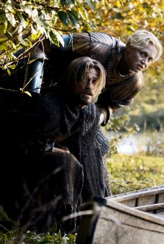 JAIME ET BRIENNE, In the end, rather than the Kingslayer's prisoner becomes your friend