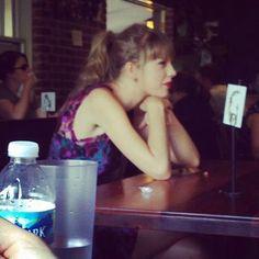 In my favourite café in Nashville :)