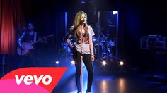 One of my fave songs live :) Avril Lavigne - I'm With You (AOL Sessions)