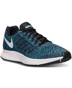 da6c40615285f5 Nike Men s Zoom Pegasus 32 Print Running Sneakers from Finish Line Men -  Finish Line Athletic Shoes - Macy s