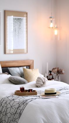 Scandi Style, Scandinavian Style, Bohemian Style, Home Interior Design, Master Bedroom, Inspired, Table, Inspiration, Furniture