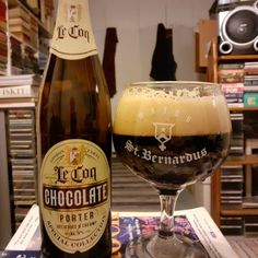 As A. Le Coq - Le Coq Chocolate Porter (+Chocolate Flavor) 6,5% pullo**** 29.11.2020 KOTONA from ESTONIA Beer Brewery, Cookies Policy, Coq, Chocolate Flavors, Lithuania, Beer Bottle, Drinking, Russia, Pie