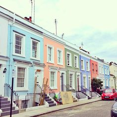 notting hill, london, england.