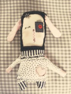 Muñecos de Trapo Crazy Dolls