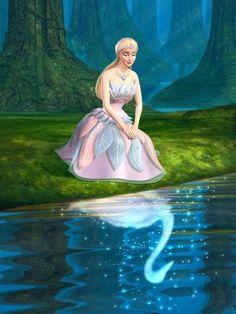 Barbie Lago do Cisnes . Disney Pixar, Arte Disney, Barbie Swan Lake, Barbie Y Ken, Lake Tahoe Winter, Barbie Cartoon, Logo Barbie, Lake Painting, Lake Pictures