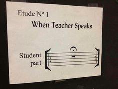 """For Kimber: Classical music lesson: Etude No. 1 - """"When Teacher Speaks"""" - Imgur"""