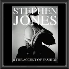 """Stephen Jones & The Accent Of Fashion"" by Hamish Bowles, Andrew Bolton, Suzy Menkes, Perry Martin, and Anna Piaggi is a perfect addition to your chic library. It is the first ever monograph the defines the history and attitude of Stephen Jones. And with the amazing photographs it is a beautiful book. I highly suggest you add this amazing title to your shelf."