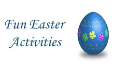 Fun Easter Activities for the Whole Family!
