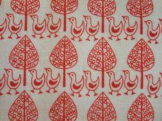 Japanese fabric via Flickr