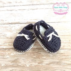 Baby Boy Shoes Baby Loafers Baby Moccasins by CutestlittleThing