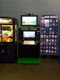 This ecoATM kiosk can be found in Salt Lake City, Utah! Click the link for more location details.