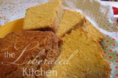 Almond Bread for GAPS Intro Stage 4