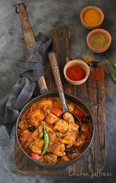 Journey kitchen chicken jalfrezi read recipe by 1appassionata chicken jalfrezi forumfinder Images