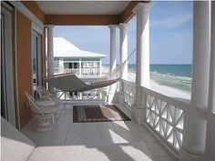 Carillon Beach house rental - Master Suite private balcony