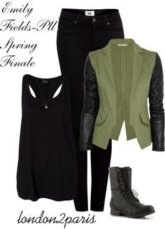 """Emily Fields"" by london2paris on Polyvore"