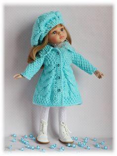 69 New Ideas For Crochet Sweater Dress Pattern Doll Clothes Crochet Baby Clothes Boy, Crochet Baby Sweaters, Knitting Dolls Clothes, Doll Clothes Patterns, Baby Knitting, Crochet Cardigan, Dress Patterns, Crochet Girls Dress Pattern, Crochet Doll Dress