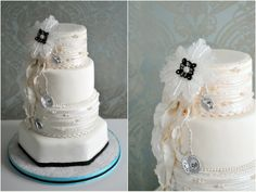 audrey hepburn wedding dress style | audrey hepburn wedding cake toronto Vendors we LOVE! Lori Hutchinson ...