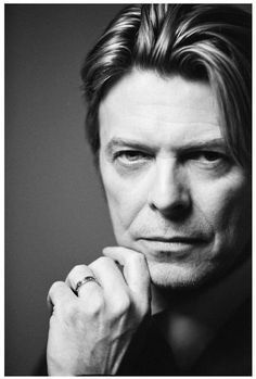 I'm not a prophet or a stone aged man, just a mortal with potential of a superman. I'm living on. David Bowie RIP
