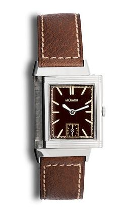 Jaeger-LeCoultre Staybrite Reverso from 1933.