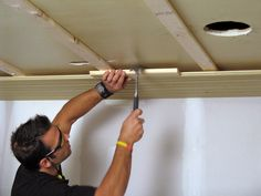 tongue and groove ceiling...how to install
