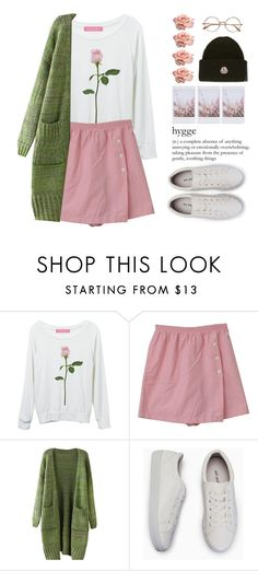 """untitled #160"" by untilox ❤ liked on Polyvore featuring Moncler"