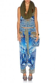 Camilla Franks Power of Prayer top and harems
