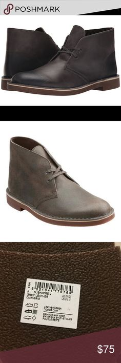 NEW GREY BROWN CASUAL CLARKS SZ 9 1/2M GORGEOUS NWOB GREY CAUSAL CLARKS  SIZE 9 1/2 M  MANNEQUIN IS SIZE MED. PLEASE ASK ANY QUESTIONS ❤️❤️NEW INVENTORY❤️❤️  ✅ BUNDLE AND SAVE ON SHIPPING MY PRICES ARE GREAT AND THERE NWT OR NWOT UNLESS STATED  THERE NAME BRAND SELLING THEM FOR CHEAP✅  ***DONT FORGET TO FOLLOW I DELETE AND RELIST***  # GREAT DEALS Clarks Shoes Loafers & Slip-Ons