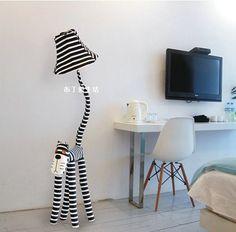 Lustig!! Katze e27 Kinderzimmer lampe tier spielzeug lampe kinder cartoon…