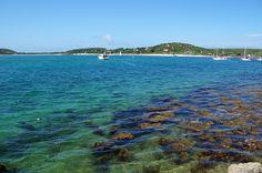 Cornwall CAM - A trip to Tresco