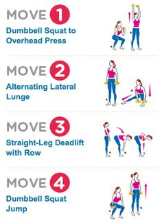 Quick legs workout