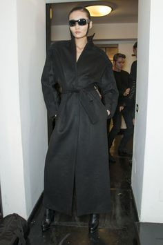 Krizia Fall 2013 - Backstage