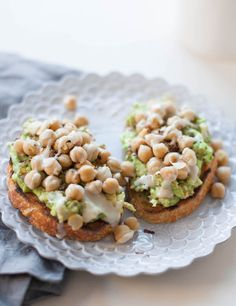 A Full Day of High Protein Vegan Meals   Written Recipes & Video instruction. Recipes: Avocado Toast with Chickpeas & Tahini, Loaded Sweet Potato Arugula & Herb Salad, Classic Red Beans & Rice.