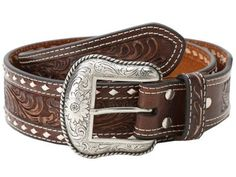 M&F Western - N2497802 (Brown) Men's Belts