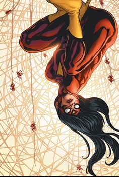 Spider-Woman by Frank Cho