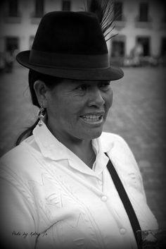 Ecuadorian Lady