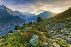 From the nature-defying Matterhorn and the shimmering Aletsch Glacier to the Rhône Valley's patchwork vineyards, hiking in Valais reveals Switzerland's real beauty Zermatt, Hiking Routes, Hiking Trails, Lausanne, Switzerland Tour, Beau Site, Sky Mountain, Grand Tour, World Heritage Sites
