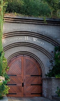Rutherford Hill Winery - Napa, California #Napa #California #StayNapa #hotel #inn #enjoy #fun #relax #pampered #NapaValley #wine #winery #winetasting #best #taste