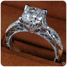 Venitian 5003 Veraggio engagement ring
