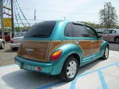 Cars for Sale: 2004 Chrysler PT Cruiser Touring Edition Hatchback