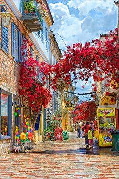 Nauplion, Greece.