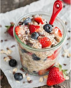 50 Overnight Oat Recipes for Weight Loss - Yahoo News
